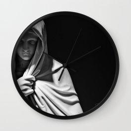 Mother Trinity Wall Clock