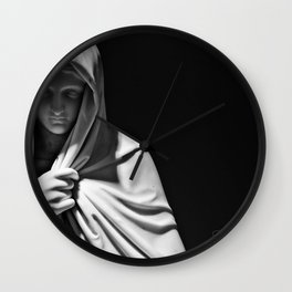 Mother Trinity Wall Clock