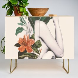natural beauty-collage 2 Credenza
