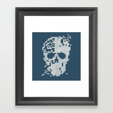 Incomplete Framed Art Print