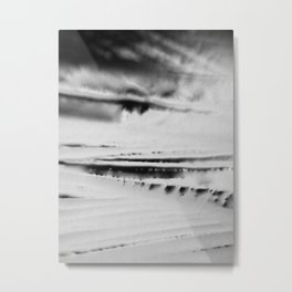 Scenic Ice - Destination Metal Print