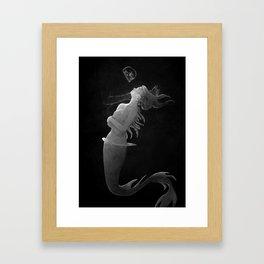 Dariyah and Lamar Framed Art Print