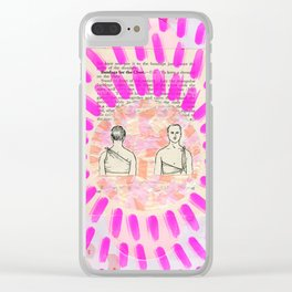 Fab Top Clear iPhone Case