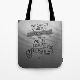 Lido words of wisdom Tote Bag