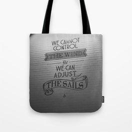 Lido words of wisdom Tote Bag