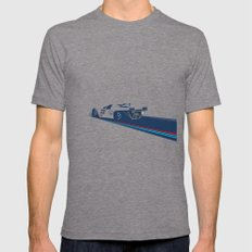 917 X-LARGE Tri-Grey Mens Fitted Tee