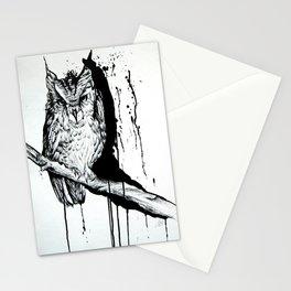 O W L Stationery Cards