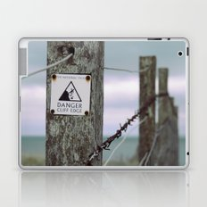 on the edge... Laptop & iPad Skin