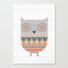 Navajo El Hooto Canvas Print