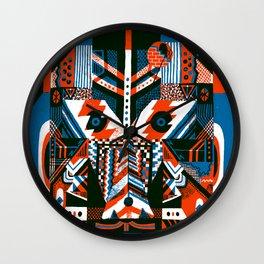 Homunculus Wall Clock