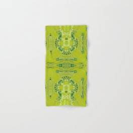 Green Tea Hand & Bath Towel