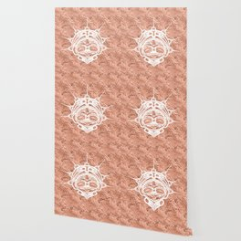 Spirit Frog Copper Wallpaper