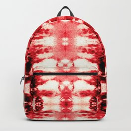 Tie-Dye Chili Backpack