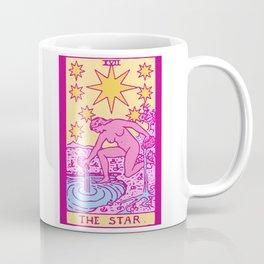 The Star - A Femme Tarot Card Coffee Mug