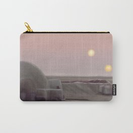 Twin Suns Dessert Carry-All Pouch