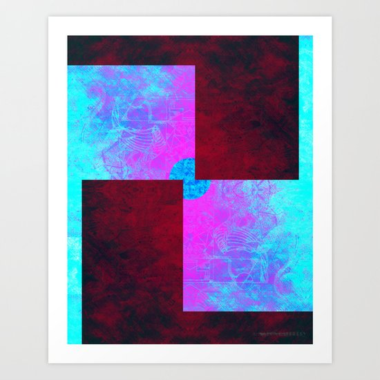 Sybaritic I Art Print