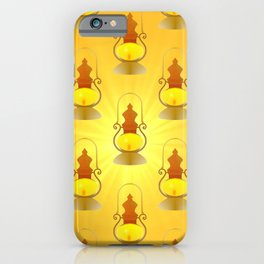 More light in the world ... iPhone Case