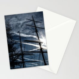 Sailing to the Sun Stationery Cards