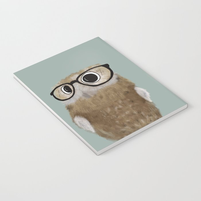 Owl Be Seeing You Notebook