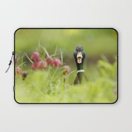 Go Home, Duck, You're Drunk! Laptop Sleeve