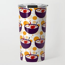 Dragon in A Bowl of Cereal Travel Mug
