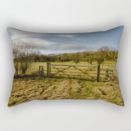 The Yorkshire Dales Rectangular Pillow
