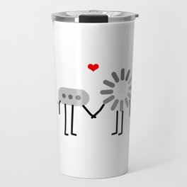 Loading Love Travel Mug