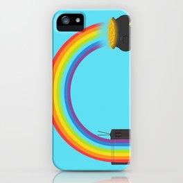 Rainbow - Origin iPhone Case