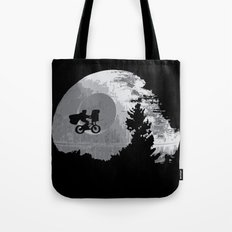 ET Wars Tote Bag