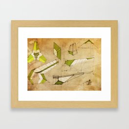 Concept art ez8 Framed Art Print