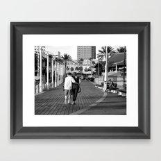 Simply Love Framed Art Print