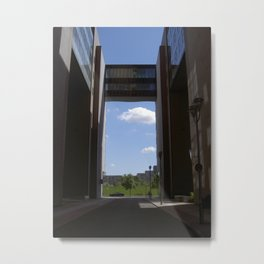 "untitled (Berlin) ""A SAFE PLACE"" series Metal Print"