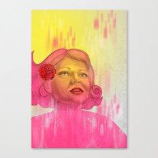 Follies Canvas Print