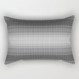 Geometric Illusion Dreams Rectangular Pillow