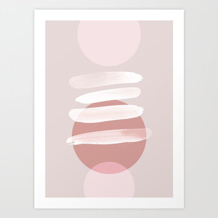 Minimalism 18 Art Print