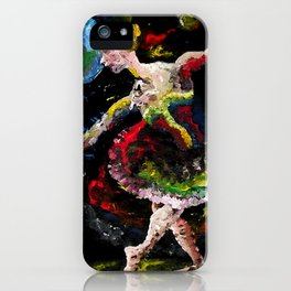la de da de da iPhone Case