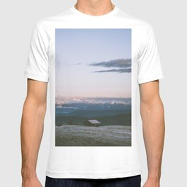 Living the dream - Landscape and Nature Photography T-shirt