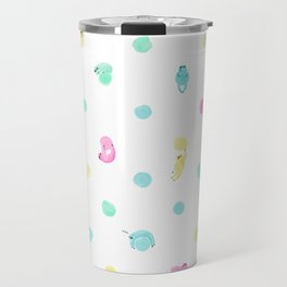 Sloth Dot Travel Mug