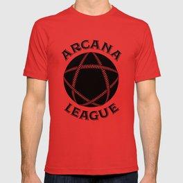 PENTAGRAM LOGO (BLACK) T-shirt