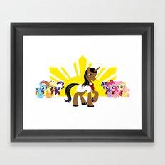 Andres Ponyfacio Framed Art Print
