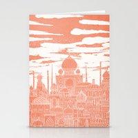 venus Stationery Cards featuring Venus by David Fleck