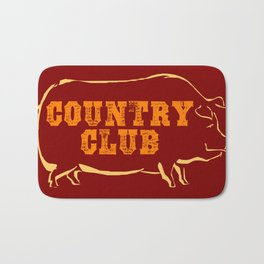 Country Club Bath Mat