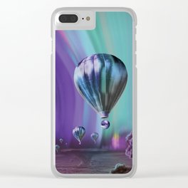 Visions of the Future: The Mighty Jupiter Clear iPhone Case