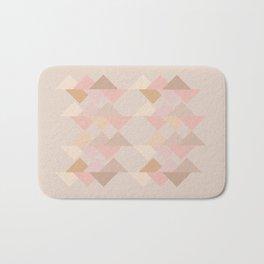 Marshmallow dance Bath Mat
