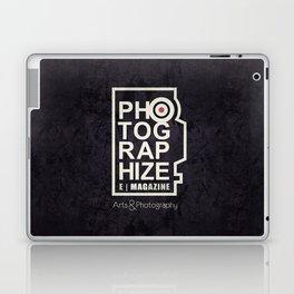 PhotographizeMag Laptop & iPad Skin