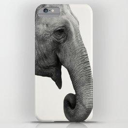 Elephant Animal Photography iPhone Case