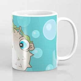 Squid Hat Coffee Mug