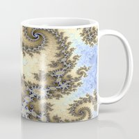 bar Mugs featuring Sand Bar by BohemianBound
