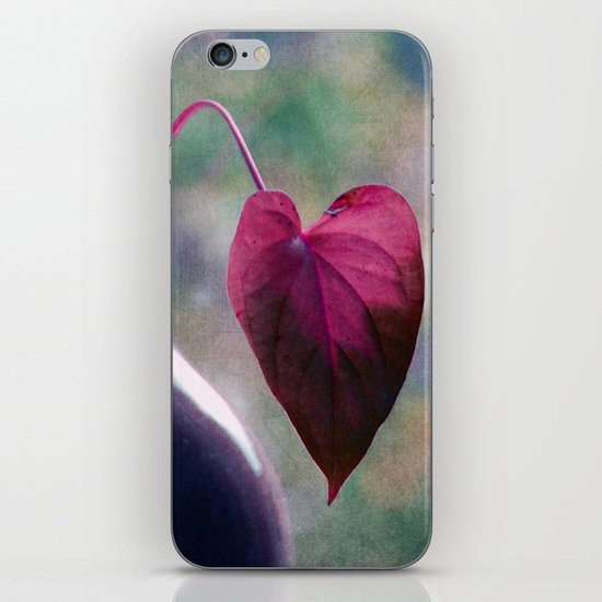 love whispers iPhone & iPod Skin