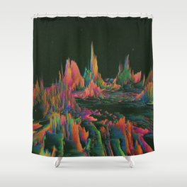 MGKLKGD Shower Curtain